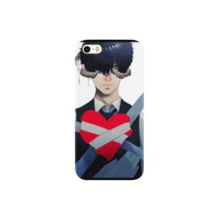 恋する悪魔 Smartphone cases