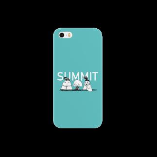 日陰少年購買部のSUMMIT Smartphone cases
