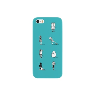 yuzin and friends Smartphone cases