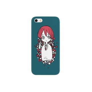 まるとぶつぶつ Smartphone cases