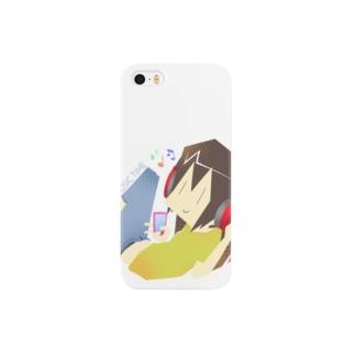 ミュージックタイム Smartphone cases