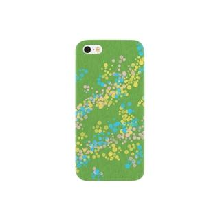 ぽぽぽ Smartphone cases