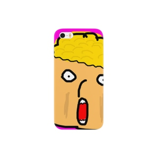 きんぱつくん! Smartphone cases