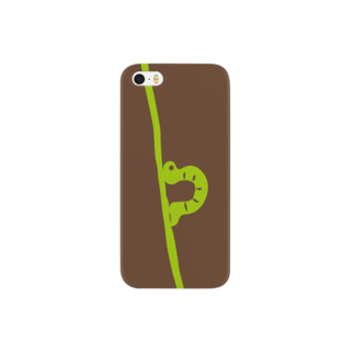 Takechan shopの【hitocoto】イモムシ Smartphone cases