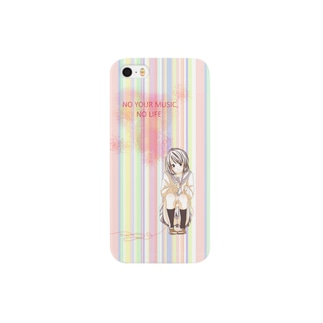 あいぽんケース(B) Smartphone cases