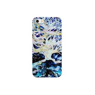 夜咲木 Smartphone cases