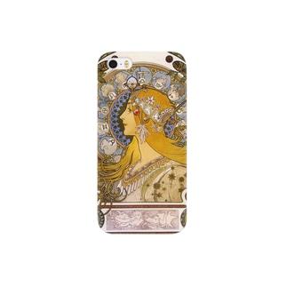 黄道十二宮  (ZODIAQUE) アルフォンス ミュシャ Smartphone cases