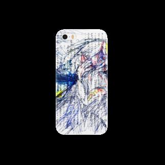 ナクヤムパンリエッタの談 Smartphone cases