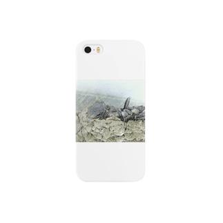 燕の午睡 Smartphone cases