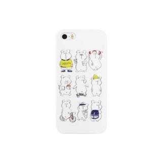 シティーボーイ(iPhone 5/5s) Smartphone cases