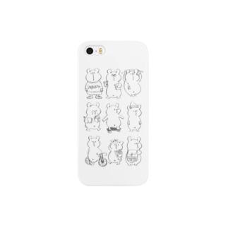 シティーボーイ シンプル(iPhone 5/5s) Smartphone cases