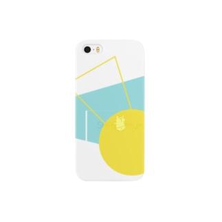 さりげなくしろくま(iPhone 5/5s)  Smartphone cases