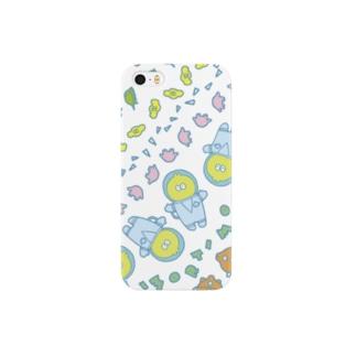 3106号室のミトロの宇宙柄 Smartphone cases