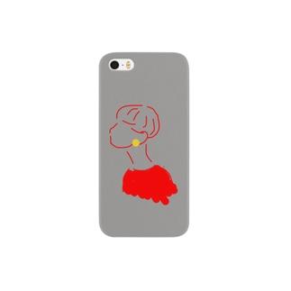 マッシュガール Smartphone cases
