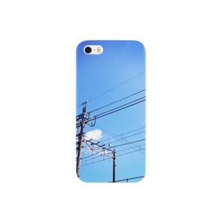 電線 Smartphone cases