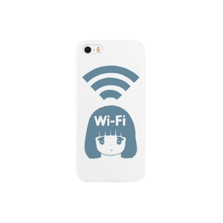 Wi-Fiちゃん スマートフォンケース