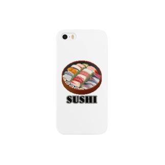SUSHI_2_C Smartphone cases