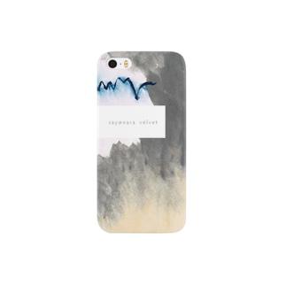 濁 / 001 Smartphone cases