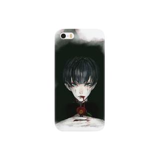 くびきり Smartphone cases