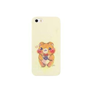 くまちゃん Smartphone cases