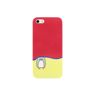 ひとこと ぺんぎん Smartphone cases