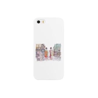 佳山隆生 開運風水景画(総合運) Smartphone cases