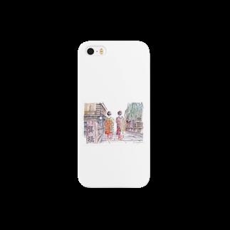 佳山隆生 アートギャラリーの佳山隆生 開運風水景画(総合運) Smartphone cases