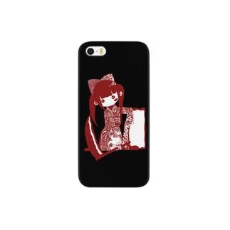 妖ぱつ子 Smartphone cases