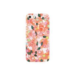 見つかっちゃった(ハイビスカス)iPhone 5/5s Smartphone cases