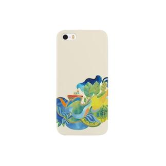 naomi_kikuchiの航海 Smartphone cases