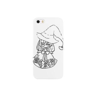 魔女裁判 Smartphone cases