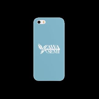 カワセミデザイン舎のカワセミデザイン舎 Smartphone cases
