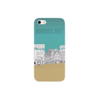 君の住む街 Smartphone cases