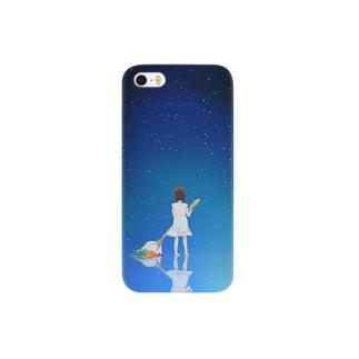 星空キャンパス Smartphone cases