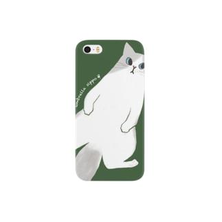 ラグドールのクィーン Smartphone cases