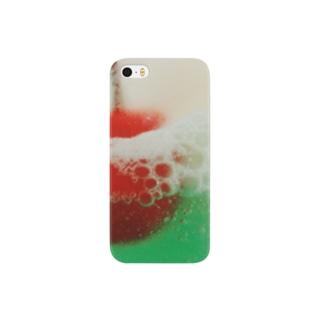 クリームソーダの様式美 Smartphone cases