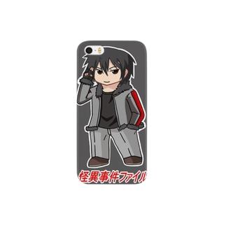 九条拓郎 Smartphone cases