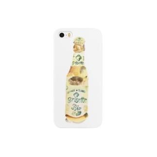 GAJUMARUのビール瓶 Smartphone cases