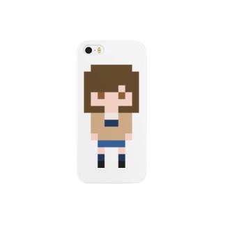 PixelGirl - megumi Smartphone cases