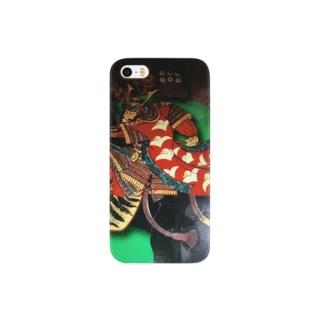 六文銭 Smartphone cases