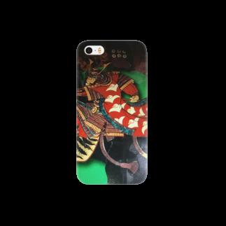 Ankoの六文銭 Smartphone cases