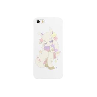憧れの森ガール Smartphone cases