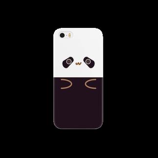 NaopachiのPanda Smartphone cases