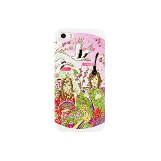 ダイゴ&ケイコ雛祭り Smartphone cases