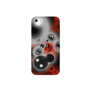 蝕み Smartphone cases