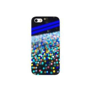 輝く夜 Smartphone cases