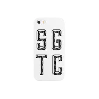 SGTCロゴ入り Smartphone cases