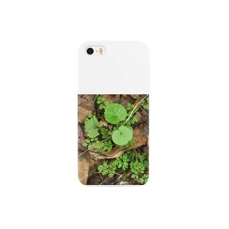 美しい葉たち Smartphone cases