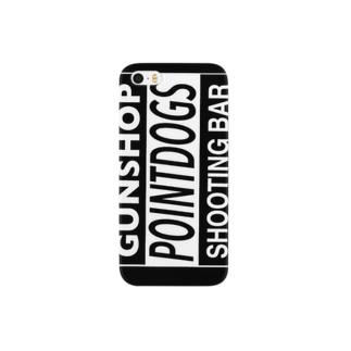 ポイントドッグス スマートフォンケース
