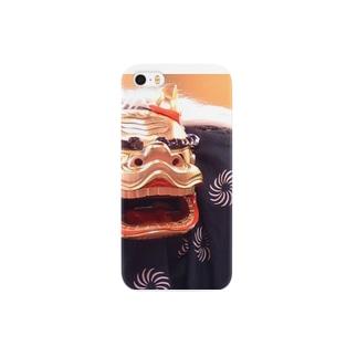 獅子舞 Smartphone cases